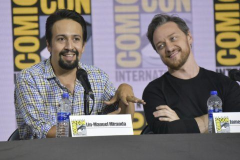 Lin-Manuel Miranda geeks out on 'His Dark Materials'