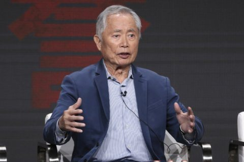 George Takei calls migrant treatment a 'grotesque low'