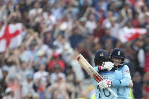 England's journey: From ODI embarrassment to World Cup final