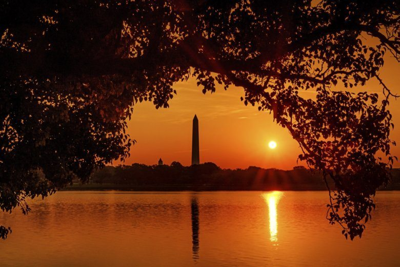 Dangerous heat grips DC with another day near 100 degrees