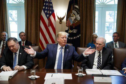 Analysis: 'Go back' captures core of Trump political agenda