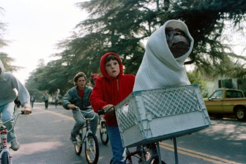Q&A: NSO presents 'E.T.' live in concert at Wolf Trap