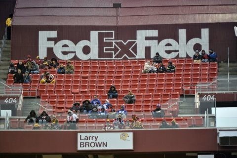Column: The sobering reality of Redskins' attendance numbers