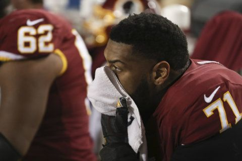 Williams' absence, QB competition big questions for Redskins
