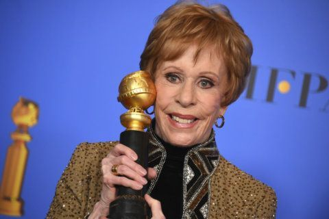 Q&A: Carol Burnett brings 'Evening of Laughter & Reflection' to Strathmore