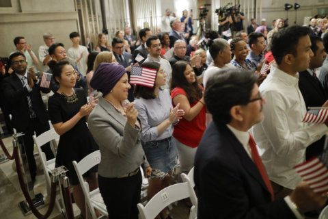 44 local residents celebrate July Fourth by becoming American citizens