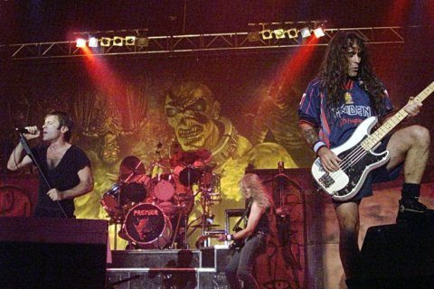Q&A: Iron Maiden drummer talks 'Legacy' tour at Jiffy Lube Live