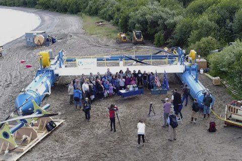 Alaska village will install new river power generator