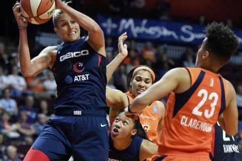 Delle Donne, Wilson lead early WNBA All-Star balloting
