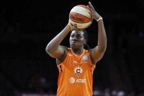 WNBA teams prepare for sprint to the finish in playoff race