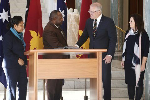 Papua New Guinea open to Chinese and Australian investors