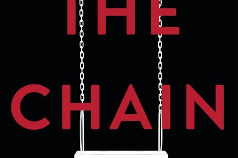 'The Chain' is a mid-life hit for novelist Adrian McKinty