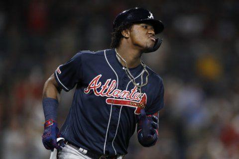 Donaldson, Acuna Jr. homer in Braves' 5-3 win vs Padres