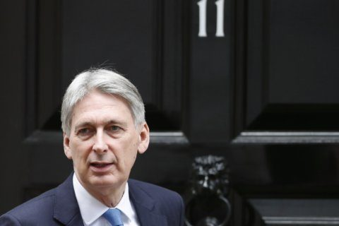 UK Treasury chief vows to quit if Boris Johnson becomes PM