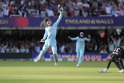 Super Over caps dramatic Cricket World Cup final
