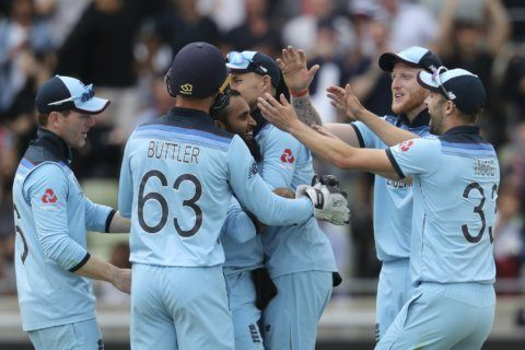 Stylish England powers into World Cup final vs New Zealand