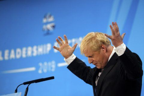 Boris Johnson, Jeremy Hunt make final pitch to Conservatives