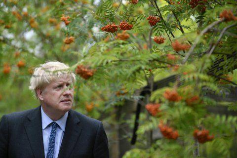 Boris Johnson raises Brexit stakes with Irish border stance