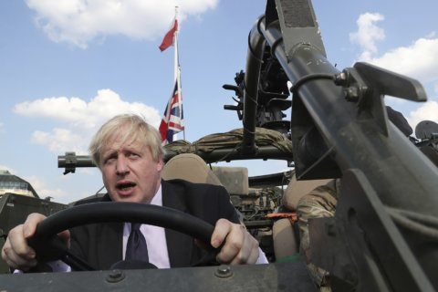 5 things you may not know about Boris Johnson, UK's next PM