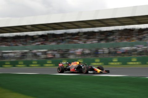Mercedes 1-2 in British GP practice, Bottas edges Hamilton