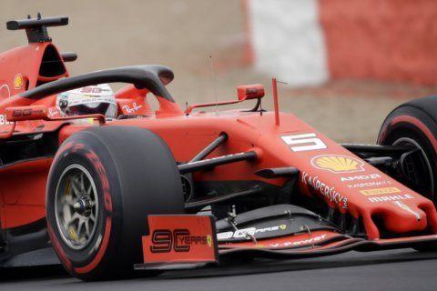 Vettel under increasing pressure heading into German GP