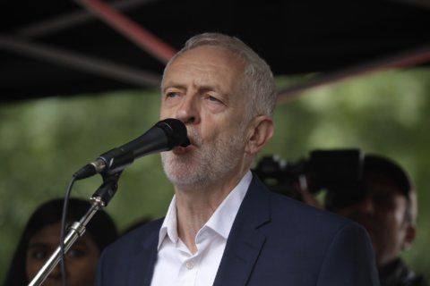 UK Labour Party lords condemn 'toxic' anti-Semtism