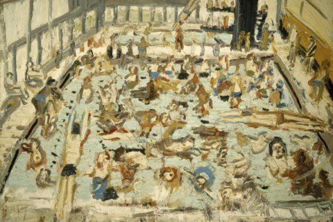 Artist Leon Kossoff, who painted post-war London, dies at 92