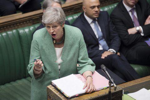 UK leadership contenders criticize Trump's lawmaker tweets