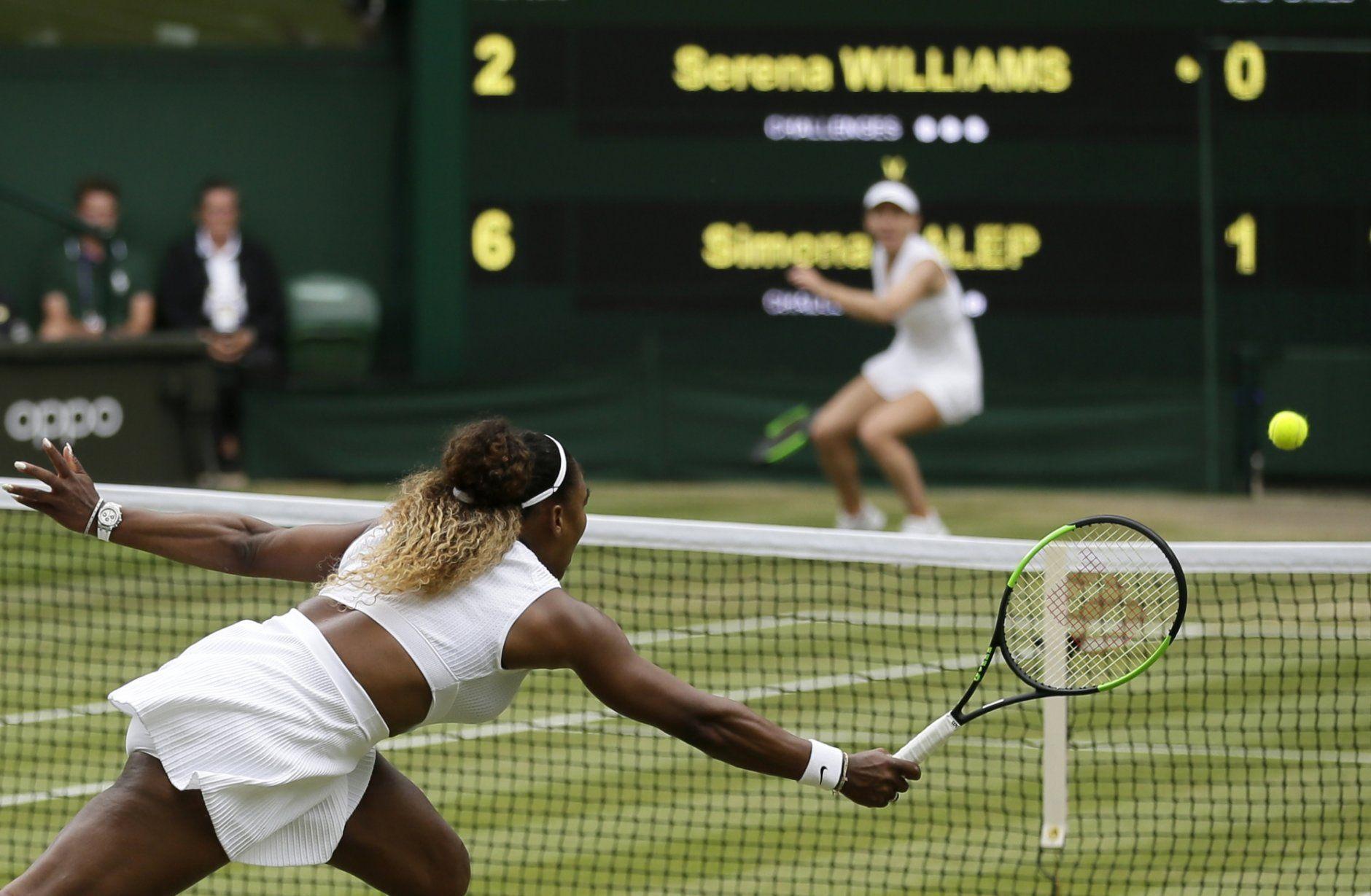 Tennis Wimbledon 2021 Finale
