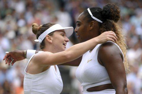 Wimbledon champ Halep up to No. 4, Serena No. 9; Gauff 141st
