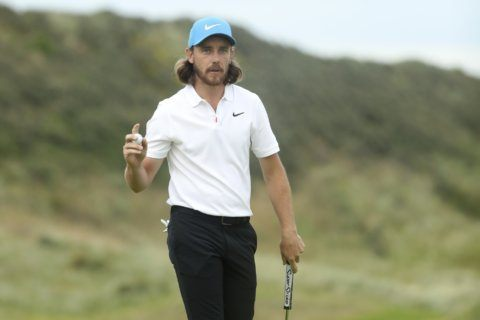 Challenge accepted: Fleetwood out to ruin Lowry's big day