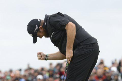 Shane Lowry wins British Open by 6 strokes for 1st major title