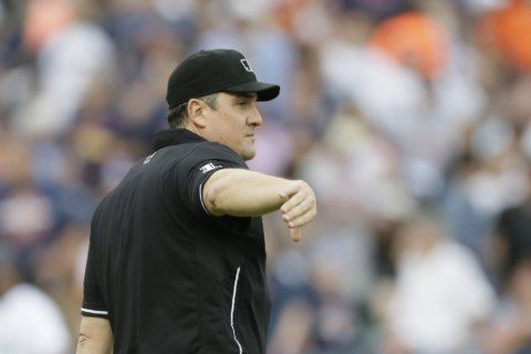 Mike DiMuro retires, Chad Whitson becomes fulltime MLB ump