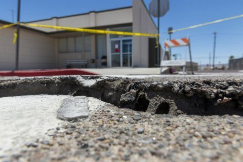 Newer buildings show little damage after California quakes