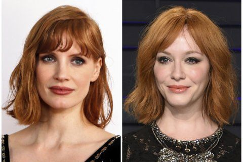 Double take: Celebrities take mistaken identity in stride