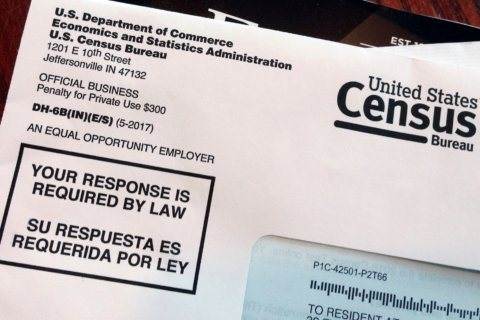 The Latest: Civil rights groups celebrate census decision