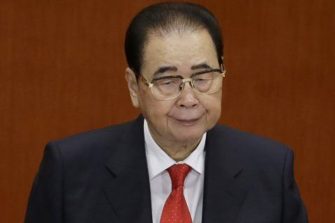 Li Peng, Chinese premier during Tiananmen crackdown, dies