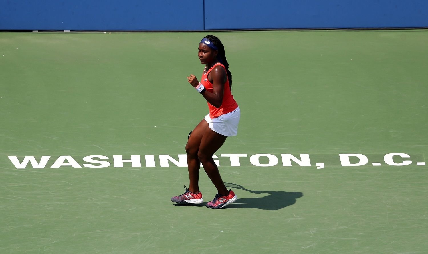 <p><strong>10. Coco Gauff takes Citi Open by storm</strong></p> <p>Coco Gauff made international headlines this summer after beating Venus Williams and storming to the Round of 16 at Wimbledon at just 15 years of age. Her next stop? The Citi Open in D.C., where she had to qualify just to make the main field. That she did, capturing the crowd along the way, before bowing out in the Round of 32. With a commitment to return to D.C. in 2020 already in the books, let the hype for the summer begin.</p>