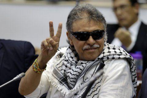 Ex-Colombian rebel leader goes missing, raises concerns