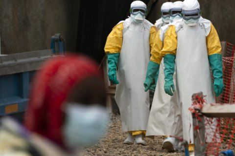 Congo soldiers, police to enforce Ebola emergency measures