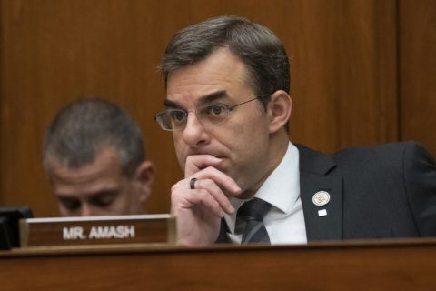 Dem trying to unseat Michigan's Amash raised $100K in 1 week