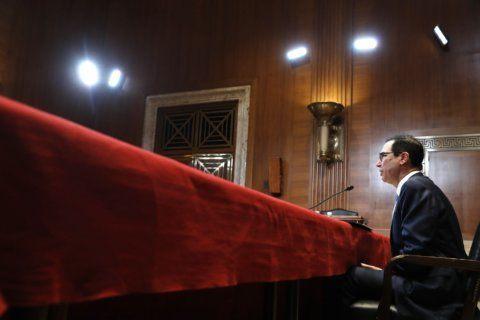 Mnuchin urges Congress to quickly pass new debt limit