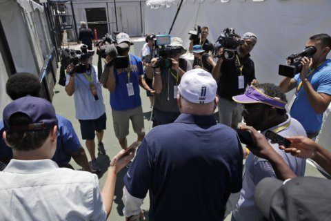 A summer rite in the NFL: training camp holdouts