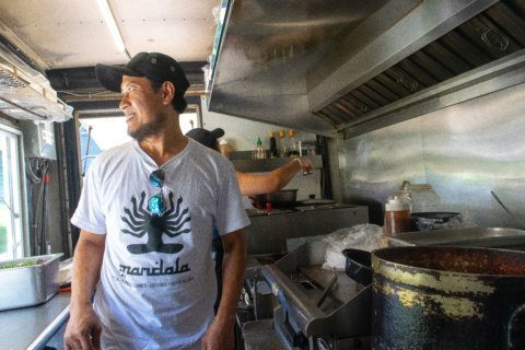 Food trucks drive DC's food scene forward