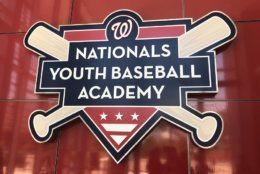 Nationals Youth Baseball Academy logo