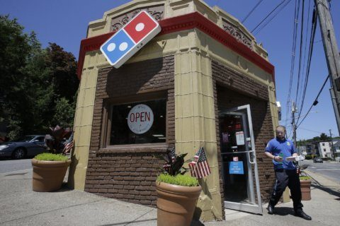 Domino's 2Q sales fall short as rival delivery services bite