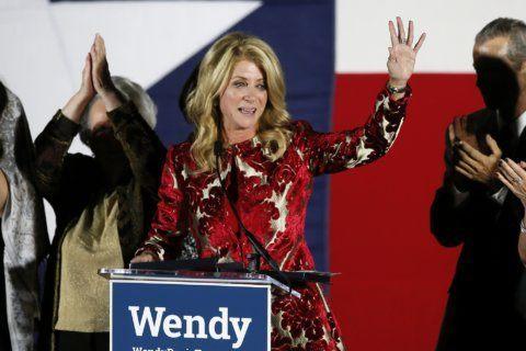 Democrat Wendy Davis of Texas running for Congress in 2020