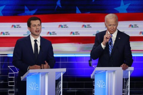 In Buttigieg and Biden, Dems confront generational divide