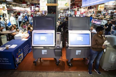 Who's behind voting-machine makers? Money of unclear origins