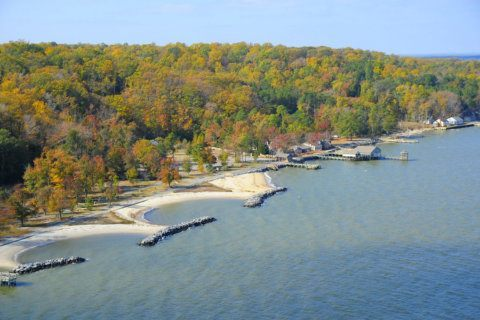 10 great beaches/lakefronts in Virginia worth driving to